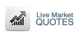 Live Commodity Market Quotes Icon